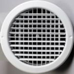 YM-100 - Wall Double Deflection Supply Grille - Round